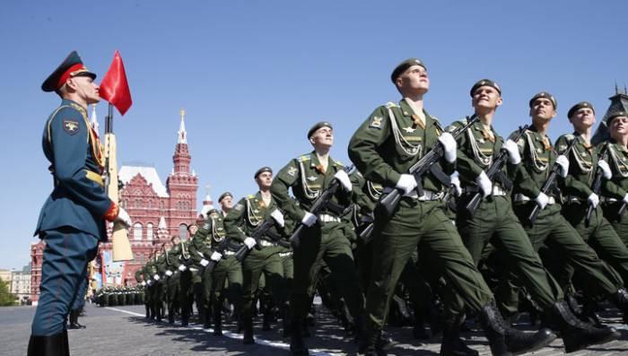 Участники Парада Победы подвергнутся психологическому тестированию