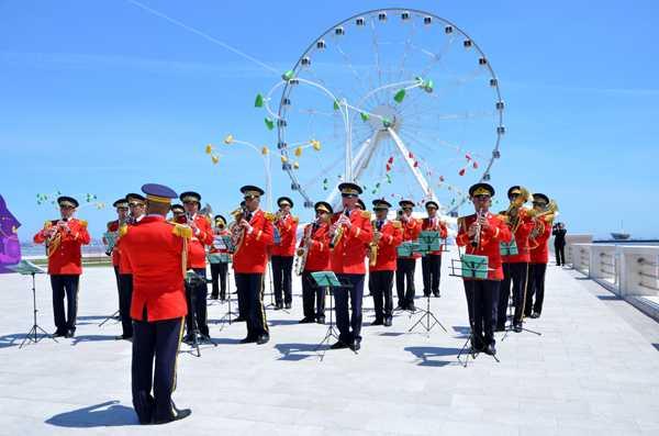 Azərbaycan ordusunun 100 illik yubileyi münasibətilə hərbi mahnılardan ibarət konsert keçiriləcək