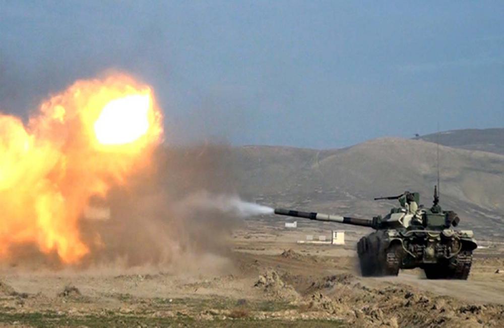 Специфика будущих танковых боев в Карабахе