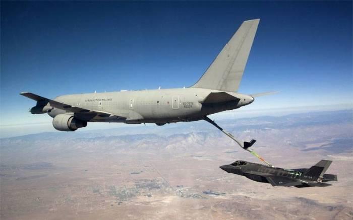 """Картинки по запросу """"самолетов-заправщиков KC-46"""""""